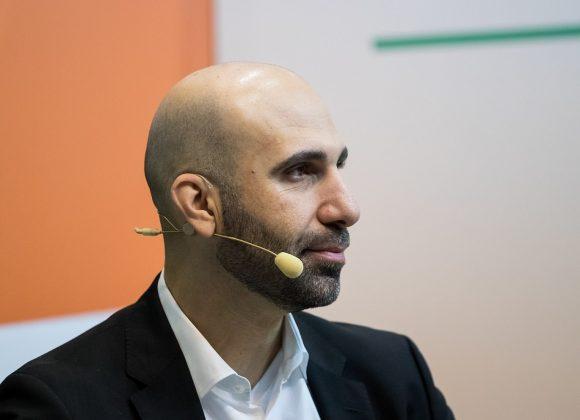 """Ahmad Mansour: """"Hass und Antisemitismus kennen keinen rationalen Grund"""" (Audiatur Online)"""