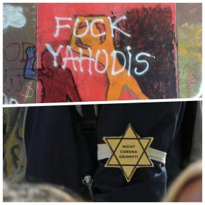 Die Verantwortung der Institutionen angesichts der Welle des gegenwärtigen Antisemitismus (Audiatur Online)