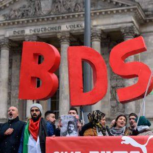 Kritik an BDS-nahen Bundestagsabgeordneten (Audiatur Online)