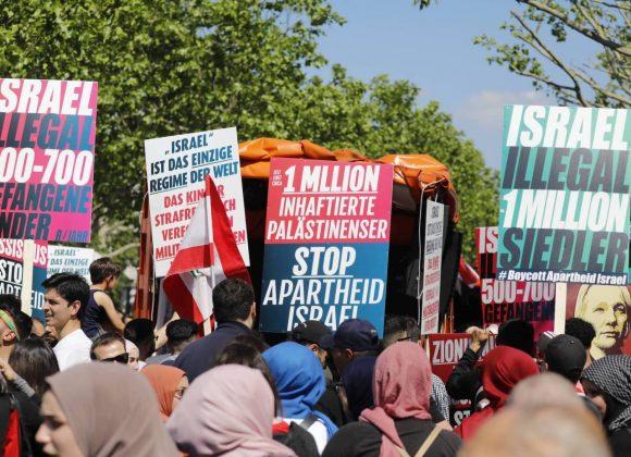 Zionismus als Chiffre. Der Berliner Al Quds-Marsch als Artikulationsort für Antisemitismus (Audiatur Online)