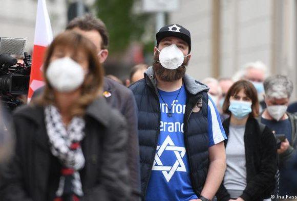 """""""Antisemitismus ist ein gesellschaftliches Problem"""" (Deutsche Welle)"""