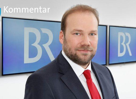 Kommentar: Worte reichen gegen Antisemitismus nicht (Bayerischer Rundfunk)