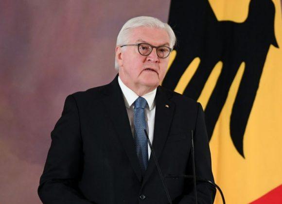 Steinmeier nennt Antisemitismus in Deutschland unerträglich (Spiegel)
